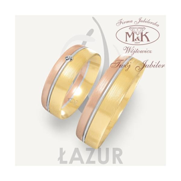 b24b11633e977e Jubiler MiK Wojtowicz obrączki złote, pierścionki zaręczynowe złoto ...